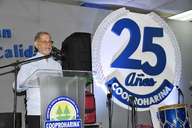 Cooproharina entregará proyecto presidente Medina producir sorgo y reducir costo del pan