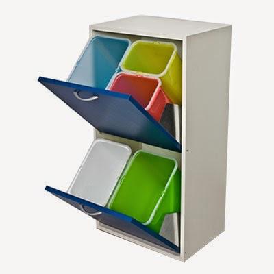 Soluzioni per raccolta differenziata soluzioni per casa - Contenitori raccolta differenziata per casa ...