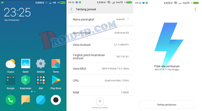 ROM MIUI 9 Global Beta 7.9.7 Andromax ES C46B2G Lollipop