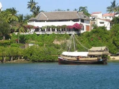 AFRICA - Hoteles en Kenia: Tamarind Mombasa Hotel 5