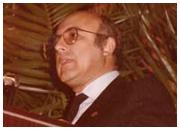 José Ortega Ramos, Pregonero 1986