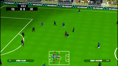 PES 2019 PPSPP FIFA 19 Updated Textures + Save Data April 2019 by Bendezu