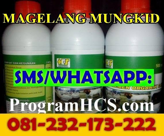 Jual SOC HCS Magelang Mungkid