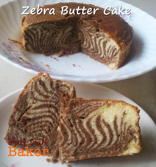 Soft Fluffy Butter Cake Recipe