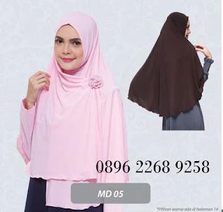 Harga Jilbab Munira MD 05 koleksi hijab terbaru untuk dewasa