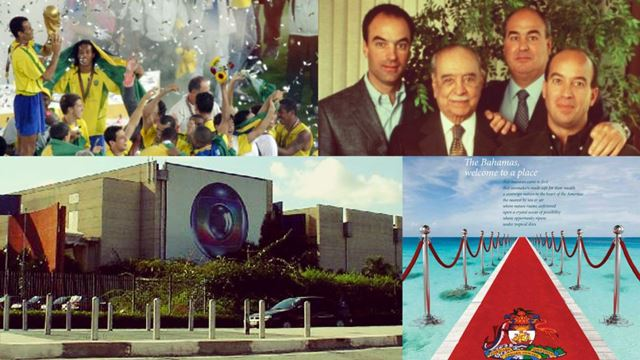 O GGN e a Aldeia revelam, com exclusividade, os dados da família Marinho e de offshores da Rede Globo em Bahamas, peças-chave da negociata pelos direitos de transmissão da Copa de 2002