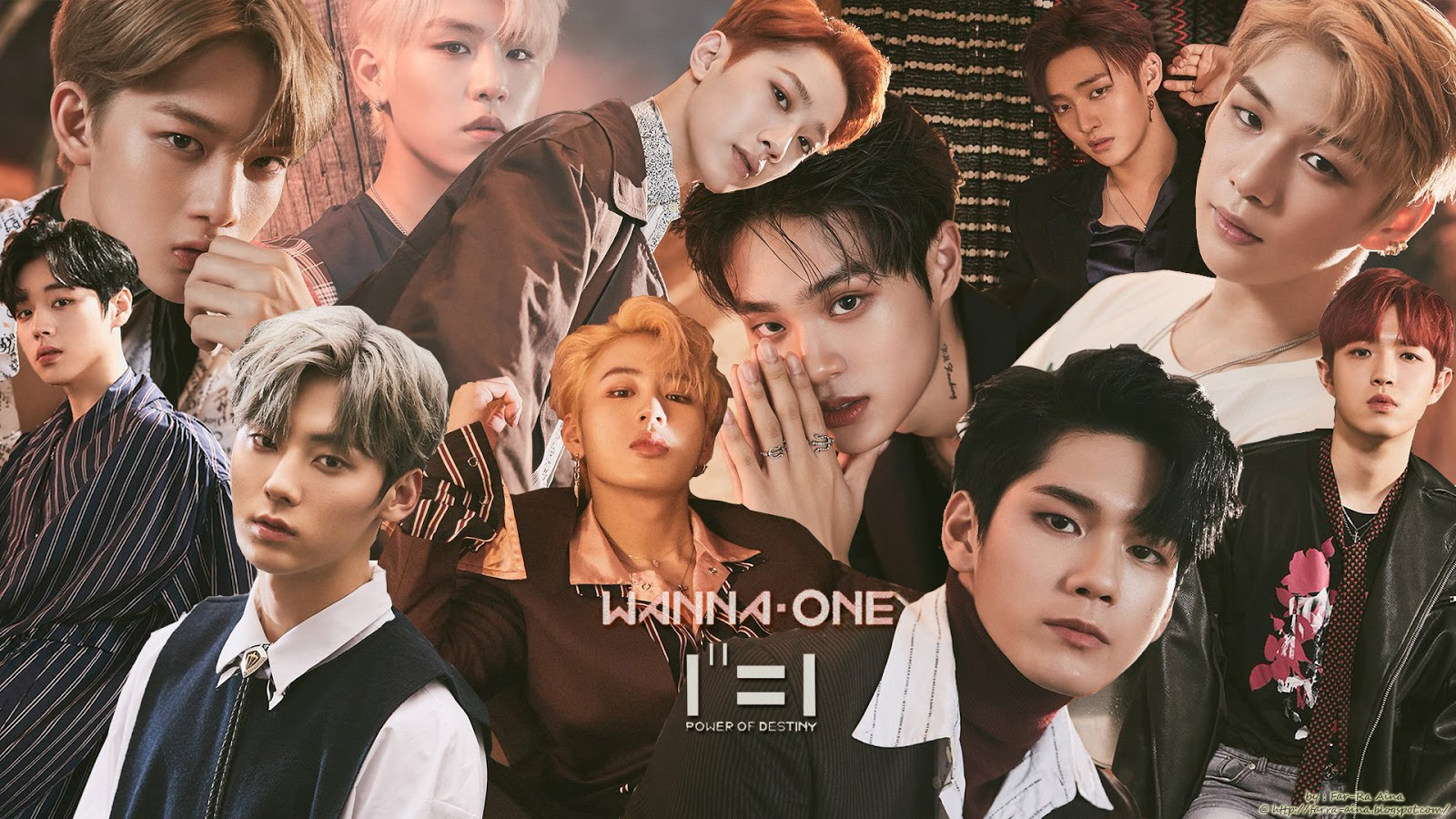 K Pop Lover Wanna One 1¹¹1 Power Of Destiny Wallpaper