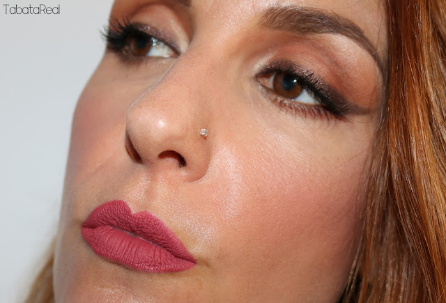Maquillaje con Naked Heat