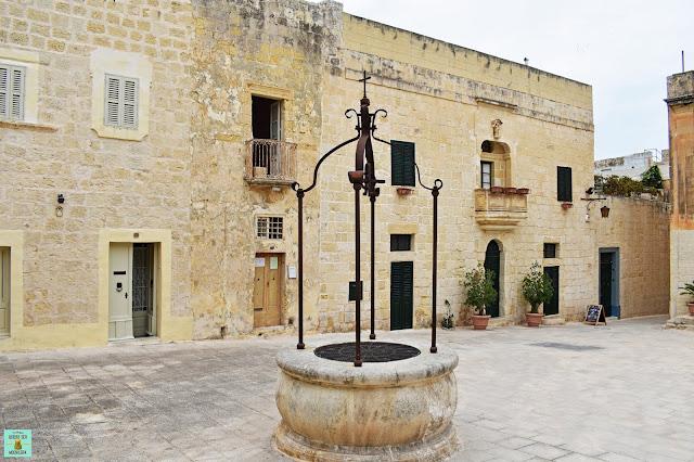 Mdina en Malta
