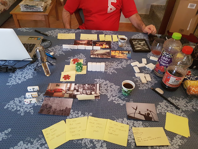 Playtest di Walls of Concordia
