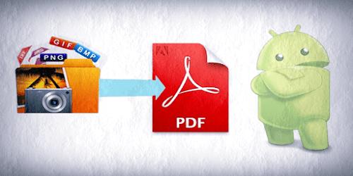برنامج تحويل الصور إلى PDF للأندرويد مجاناً