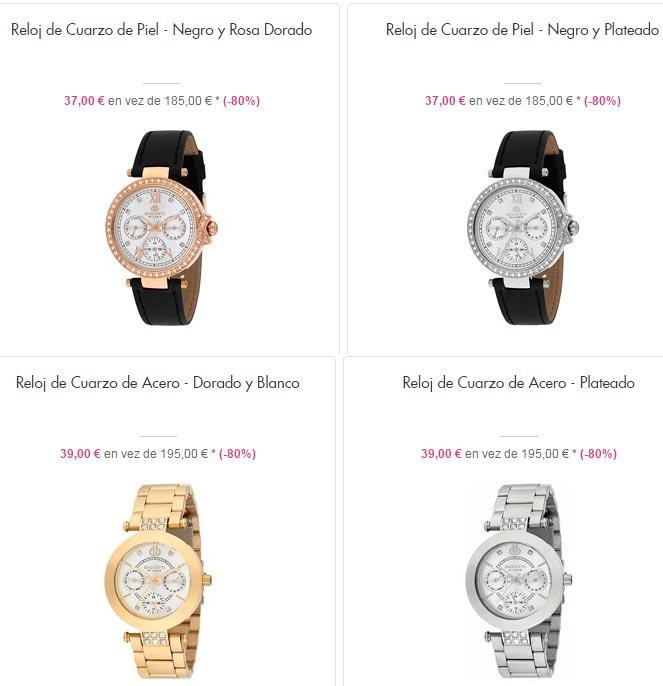 Relojes N10192g De Naf mujer Naf 101 Reloj Mujer v0wmON8n