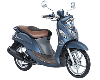 Harga Motor Yamaha Fino Grande terbaru cash dan kredit 2018