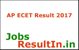 AP ECET Result 2017