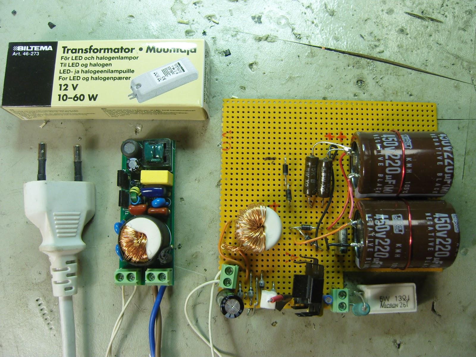 Diy Led Amplifier