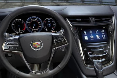 2016 Cadillac CTS Features