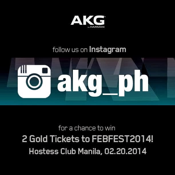 Instagram: @akg_ph for AKG Philippines