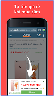 Tải Cốc Cốc về máy tính bảng và điện thoại Android Miễn Phí 4