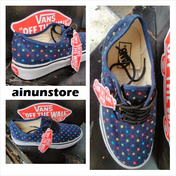 401698a94e Vans Authentic