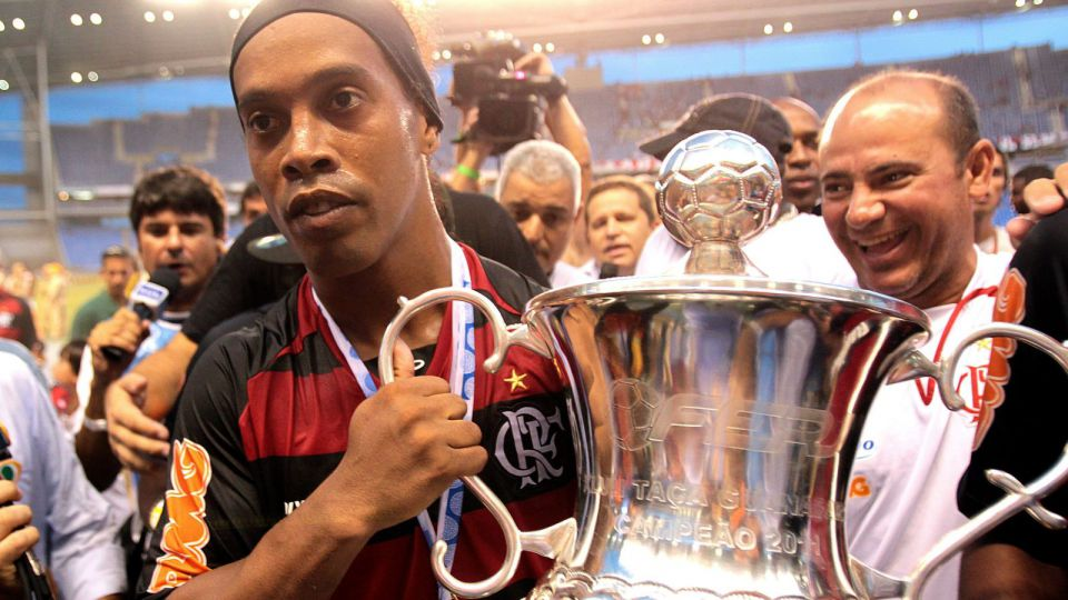 Brazilian star Ronaldinho to retire officially To Be  A Politician In Brazil