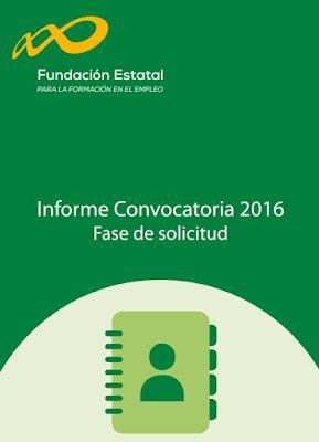 Informe convocatoria oferta 2016