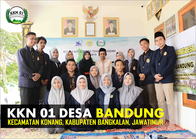 PROFIL KKN 01 DESA BANDUNG