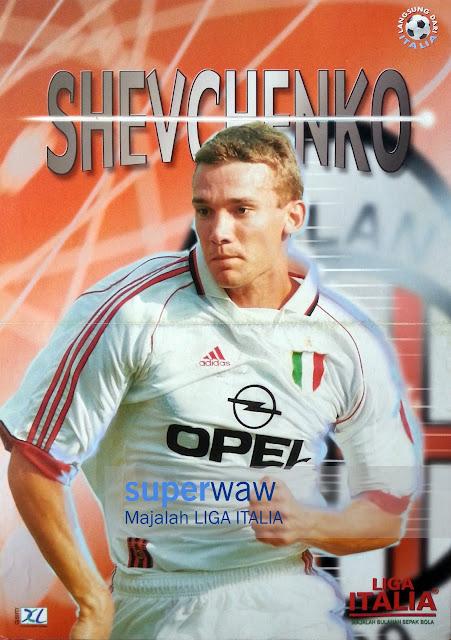 Shevchenko AC Milan