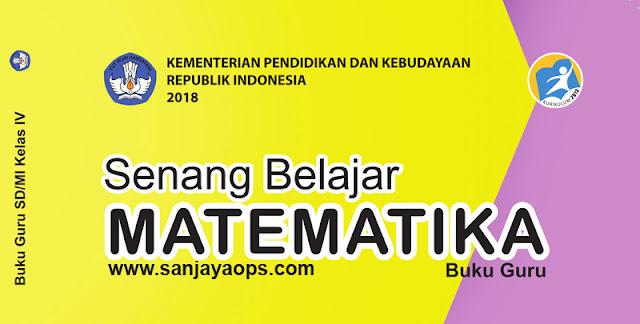 download buku matematika kelas 4 revisi 2018 pdf tahun pelajaran 2019/2020