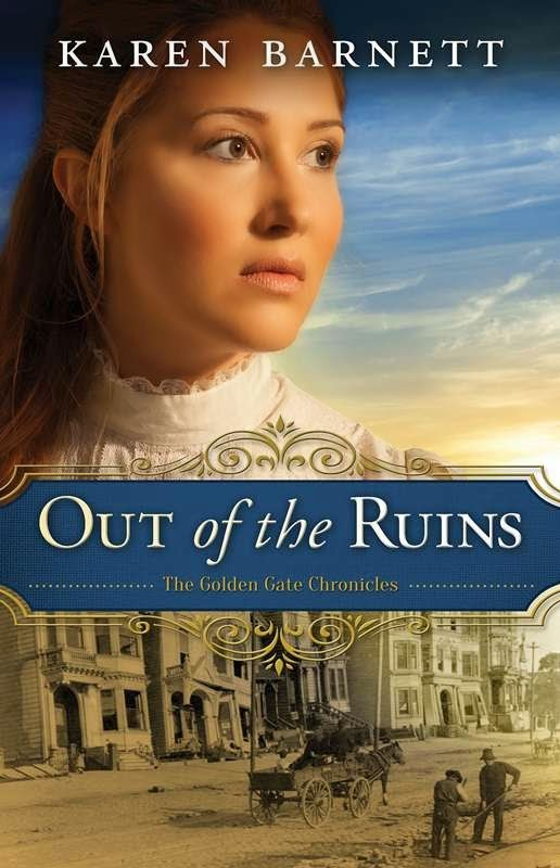 Review - Out Of The Ruins by Karen Barnett