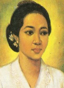 Pergerakan wanita R.A. Kartini yang memperjuangkan hak kaum hawa pada tahun 1879 - 1904