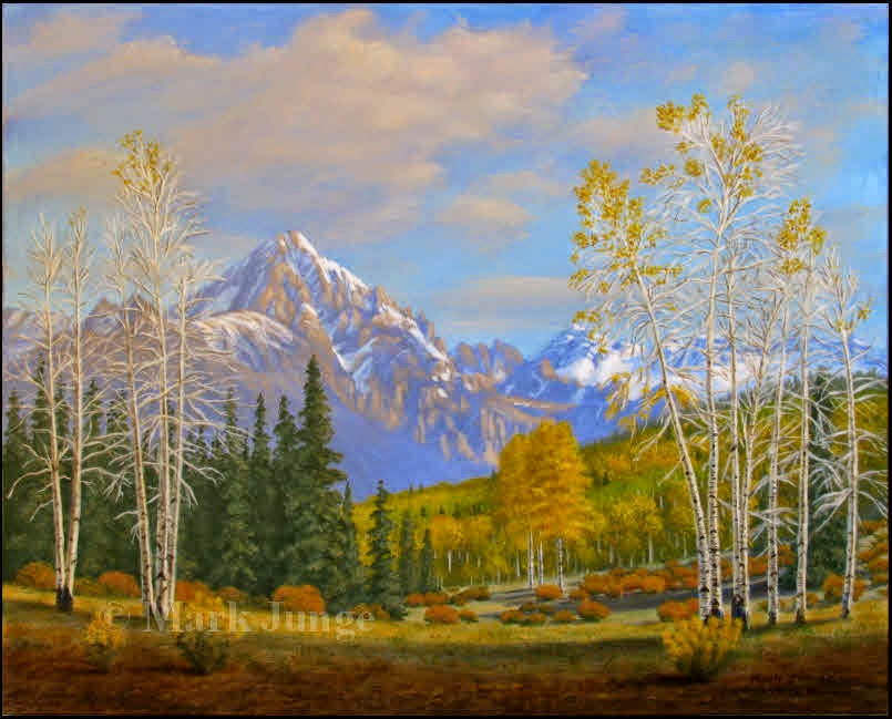 Sneffels, Dallas Divide, Colorado, fall, autumn, aspen, leaves
