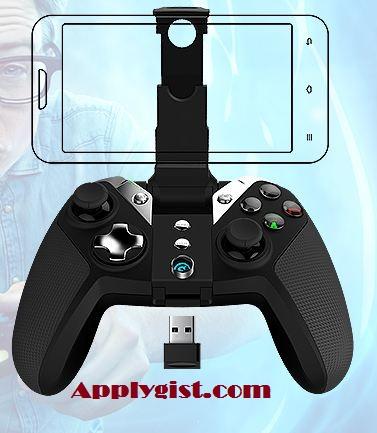 GameSir G4s 2.4Ghz Wireless Controller Bluetooth