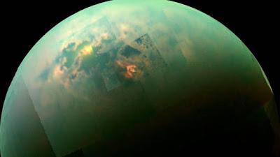 Ακόμη μία ακόμη αναπάντεχη ομοιότητα ανάμεσα στη Γη και στον Τιτάνα του Κρόνου ανακάλυψαν οι επιστήμονες