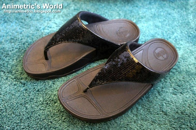 3887b0a31a50 Fitflop Women s Electra Toning Sandals - Animetric s World