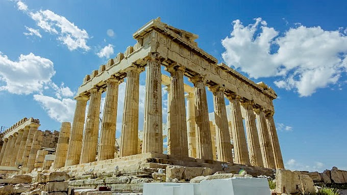 Moving Shadows and the Temples of Classical Greece.