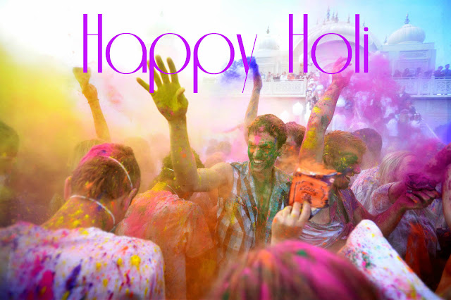 Happy Holi Greeting Messages