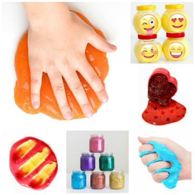 100+ SLIME RECIPES: THE ULTIMATE LIST! #slimerecipes #slime #playrecipes #kidscrafts