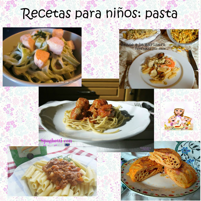 6 platos sencillos de pasta cocina for Platos sencillos para cocinar