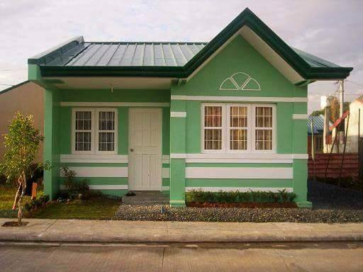 Bungalow House Designs With Terrace