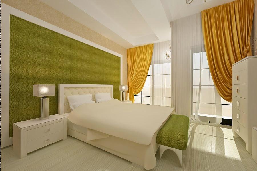 Design interior - Design - interior - dormitor - matrimonial - Constanta
