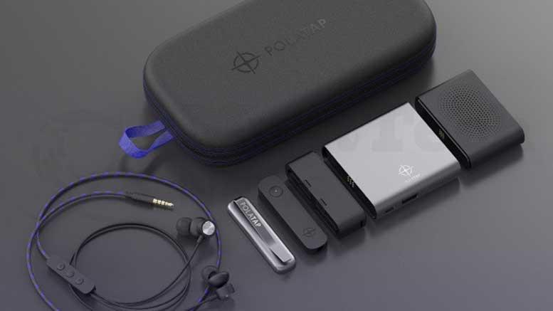 MustTech News: POLATAP - Premium Bluetooth Audio + Battery