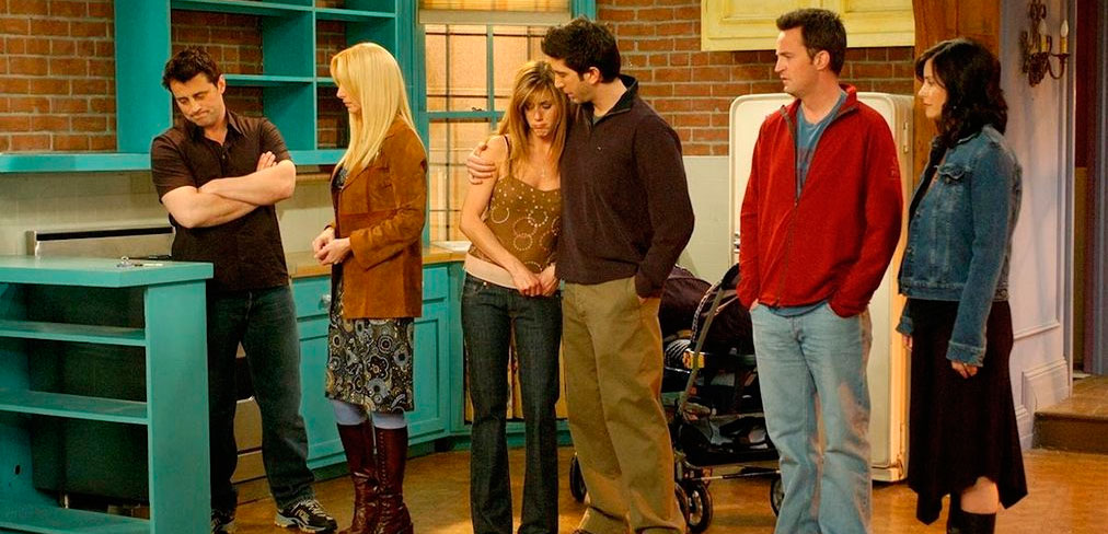 Friends 10x18 The Last One Part 2