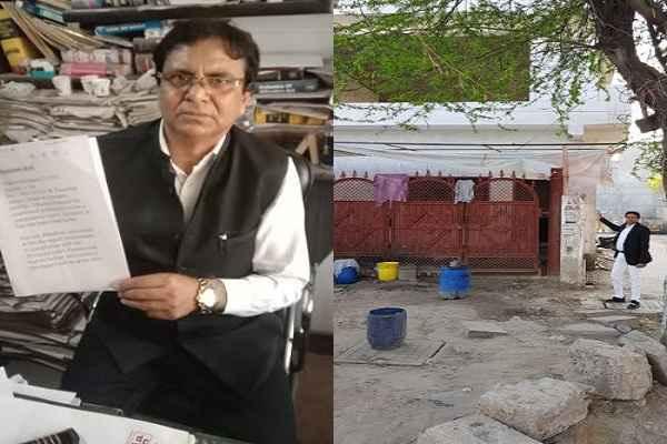 advocate-ln-parashar-registry-scam-matiamahal-ballabhgarh-news