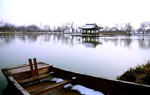 Tasik China Selatan