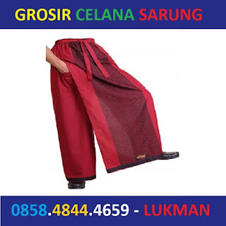 Grosir Supplier Sarung Celana Wadimor