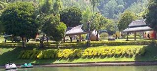 Harga tiket masuk Tirta Nirwana Songgoriti Batu Malang