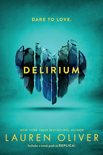Delirium by Lauren Oliver | Cover Love