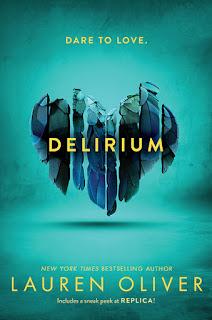 Delirium by Lauren Oliver | Cover Love