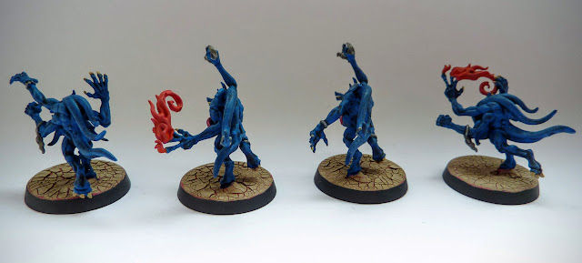 Warhammer Quest Silver Tower: Blue Horrors