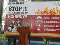 Warga Sekolah Galang Dana Kemanusiaan Untuk Rohingya